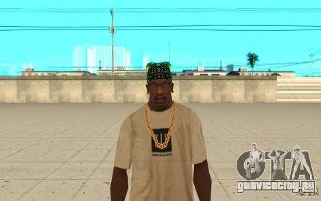 Бандана xbox для GTA San Andreas