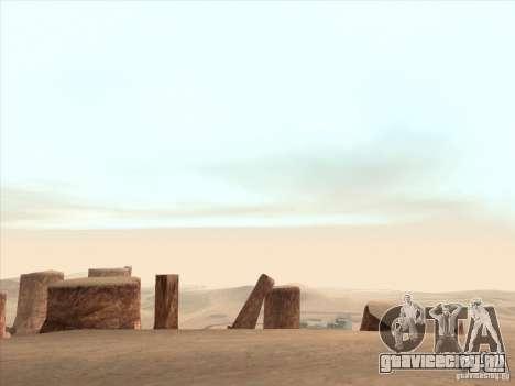 Реалистичный Timecyc для GTA San Andreas пятый скриншот