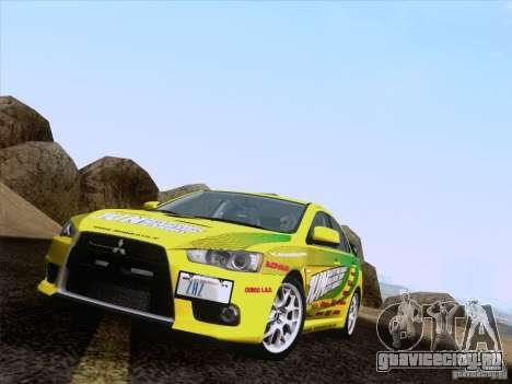 Downhill Drift для GTA San Andreas шестой скриншот