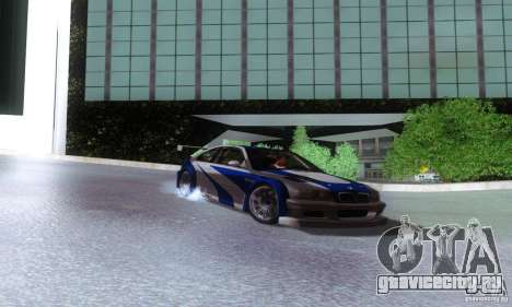 iPrend ENBSeries v1.1 BETA для GTA San Andreas третий скриншот