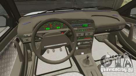 ВАЗ-2114 Сток для GTA 4 вид сбоку