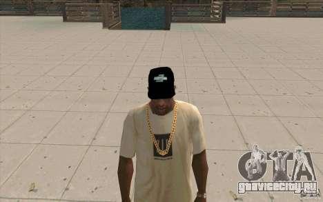 Кепка nfsu2 для GTA San Andreas второй скриншот