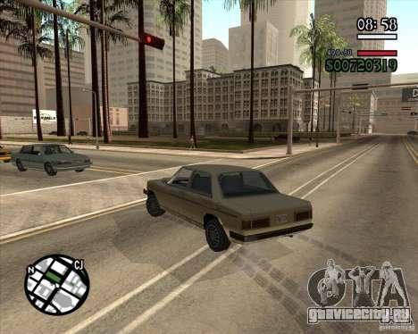 Новое реалистичное управление для GTA San Andreas второй скриншот