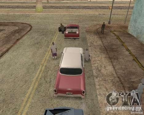 More Hostile Gangs 1.0 для GTA San Andreas третий скриншот