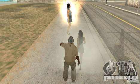 SuperClon (КЛОНИРОВАНИЕ ЛЮДЕЙ В SAN ANDREAS) для GTA San Andreas третий скриншот