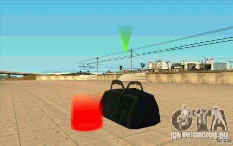 U.S.A.F. Cargo для GTA San Andreas четвёртый скриншот