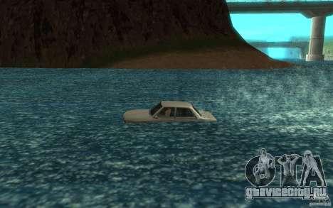 Admiral Boat для GTA San Andreas вид слева