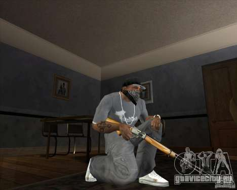 Jarra Mono Arsenal v1.2 для GTA San Andreas шестой скриншот