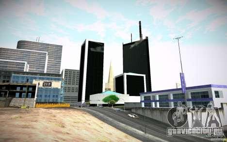 ENB Black Edition для GTA San Andreas второй скриншот