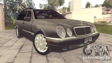 Mercedes-Benz E320 Funeral Hearse для GTA San Andreas