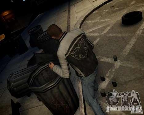 Collision Mod для GTA 4