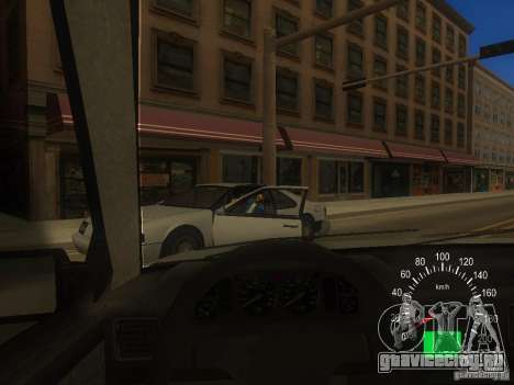 FSO Polonez Caro для GTA San Andreas вид сзади