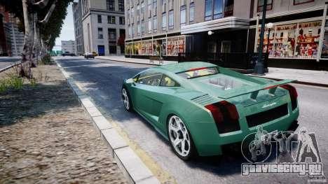 Lamborghini Gallardo для GTA 4