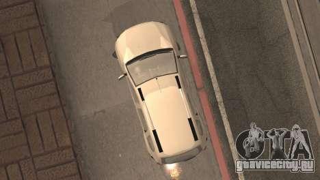 Dacia Duster для GTA San Andreas вид справа