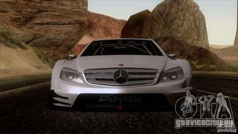 Mercedes Benz C-Class Touring 2008 для GTA San Andreas вид справа