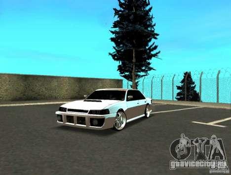 Azik Sultan для GTA San Andreas вид слева