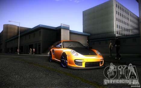 Porsche 911 GT2 RS 2012 для GTA San Andreas вид сбоку