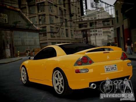Mitsubishi Eclipse GT-S v1.0 для GTA 4 вид слева