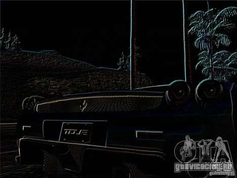 NegOffset Effect для GTA San Andreas третий скриншот