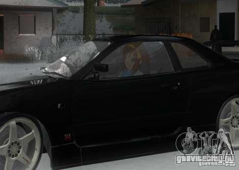 Anime Characters для GTA San Andreas пятый скриншот