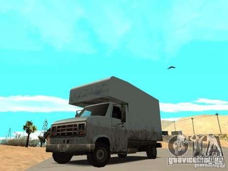 New Mule для GTA San Andreas