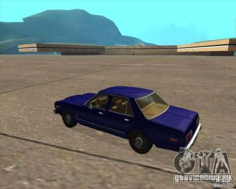 Dodge Aspen 1979 для GTA San Andreas вид справа