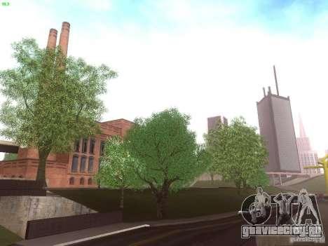 Spring Season v2 для GTA San Andreas пятый скриншот