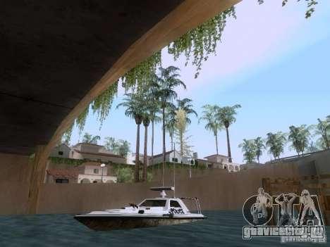 NEW Predator для GTA San Andreas вид слева