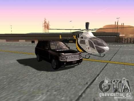 ENB Series by JudasVladislav v2.1 для GTA San Andreas шестой скриншот