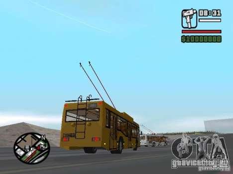 Сварз 6235 для GTA San Andreas вид справа