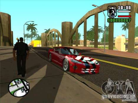 ENBSeries v1.6 для GTA San Andreas одинадцатый скриншот
