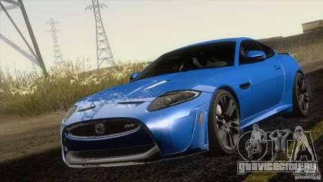 Jaguar XKR-S 2011 V1.0 для GTA San Andreas