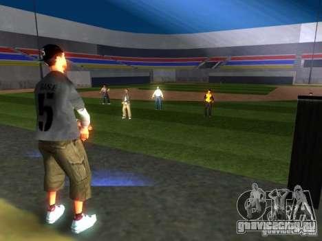 Концерт АК-47 v2.5 для GTA San Andreas четвёртый скриншот