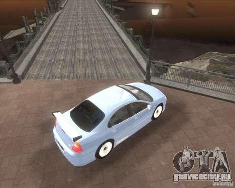 Chrysler 300M tuning для GTA San Andreas вид слева