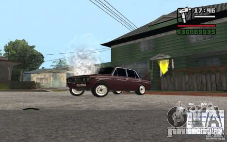 CAMZum beta возможно из GTA 5 для GTA San Andreas четвёртый скриншот