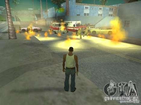 IVLM 2.0 TEST №3 для GTA San Andreas восьмой скриншот