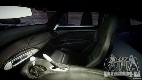 TVR Sagaris для GTA 4 вид сзади