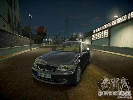 BMW 120i для GTA 4