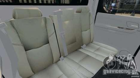 Chevrolet Avalanche 2007 [ELS] для GTA 4 вид сбоку