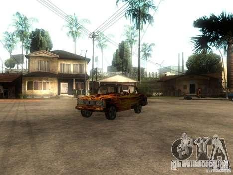 ВАЗ 2106 из игры S.T.A.L.K.E.R. для GTA San Andreas