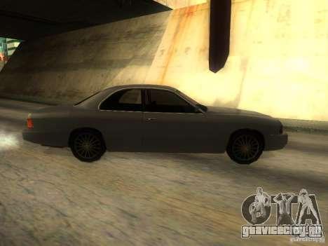 Merit Coupe для GTA San Andreas вид слева