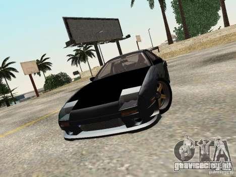 Mazda RX-7 FC3s Re-Amemiya для GTA San Andreas