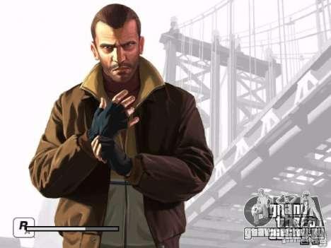 Загрузочный экран GTA 4 для GTA San Andreas седьмой скриншот