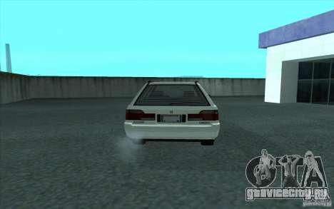 Ingot из GTA 4 для GTA San Andreas вид справа
