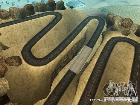 Downhill Drift для GTA San Andreas