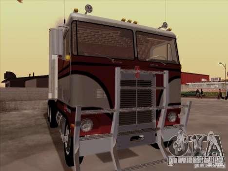 Kenworth K100 для GTA San Andreas вид сзади