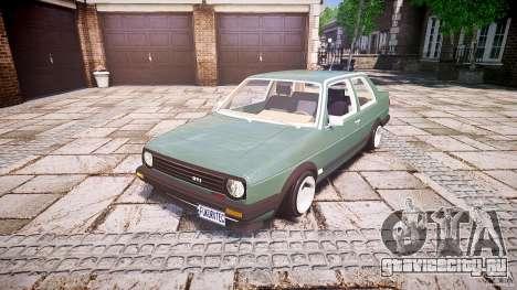 Volkswagen Jetta MKII VR6 для GTA 4