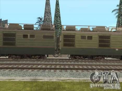 ВЛ80к-484 для GTA San Andreas вид слева