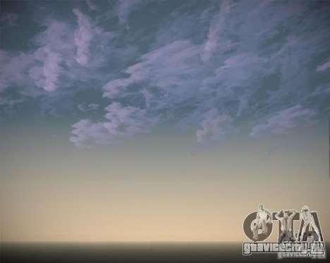 Real Clouds HD для GTA San Andreas седьмой скриншот
