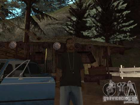 Xzibit для GTA San Andreas